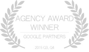 Google Agency Award Winner